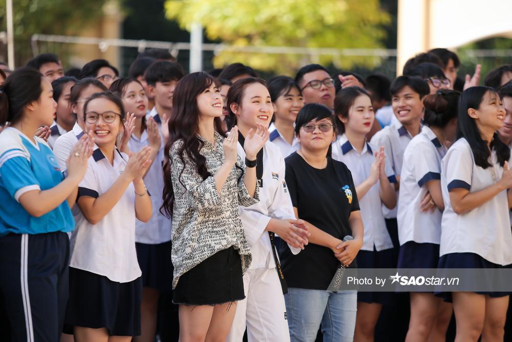 Nữ VĐV Taekwondo Châu Tuyết Vân: 'Chỉ mong em gái ngày hôm nay tốt hơn ngày hôm qua' Ảnh 2