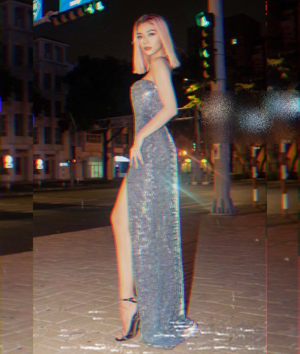 Không chỉ nhan sắc cực phẩm, Katleen Phan Võ còn sở hữu gu ăn diện thảm đỏ 'bén lẹm' Ảnh 14