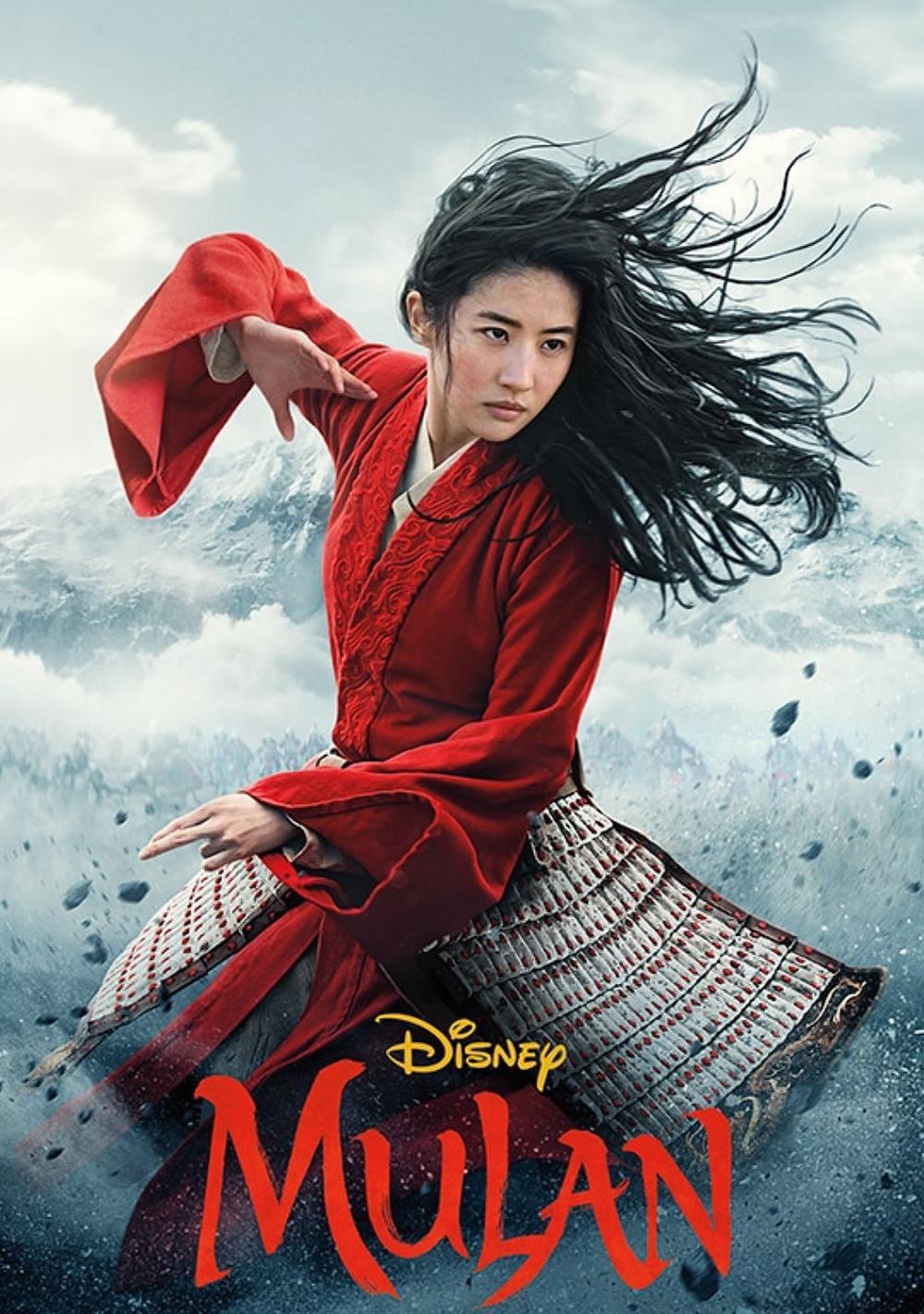 'Mulan mặt đơ' Lưu Diệc Phi tái xuất với loạt ảnh mới Ảnh 6