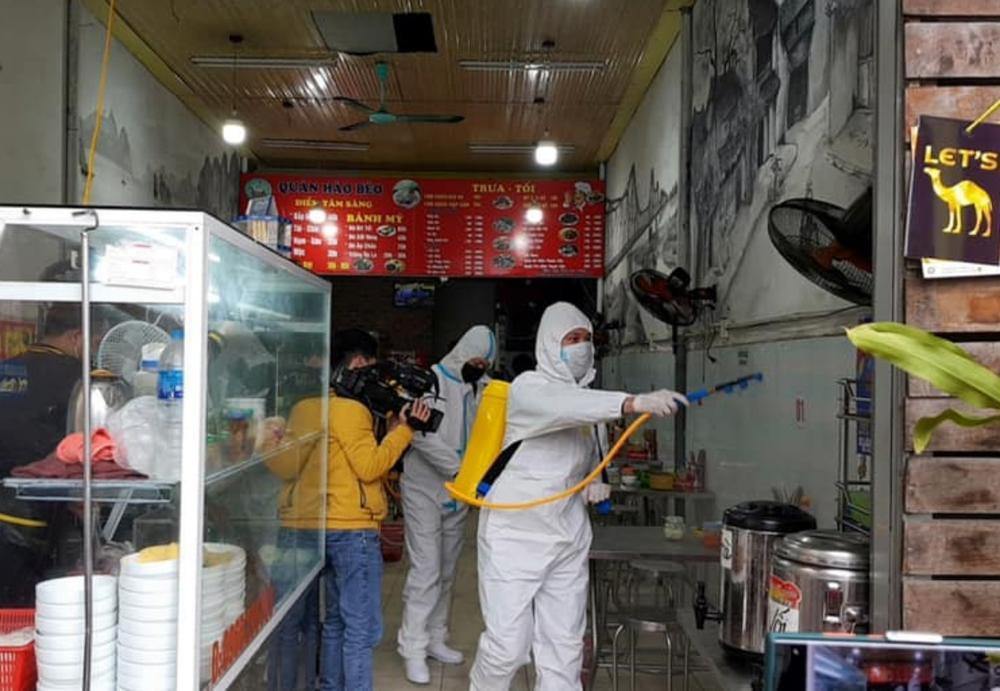 Quảng Ninh thêm 2 ca nhiễm COVID-19: Nhân viên nhà máy Nhiệt điện Mông Dương I, an ninh hàng không Ảnh 1