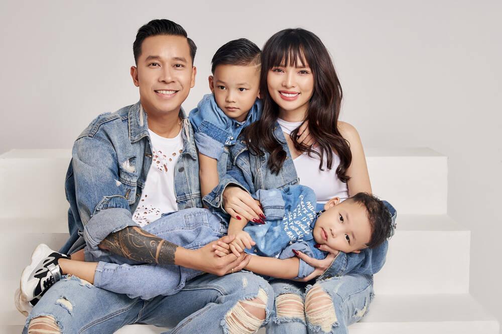 Bà xã Lê Hoàng (The Men) tiết lộ từng bị chồng đạp thẳng vào bụng khi báo tin có bầu Ảnh 3