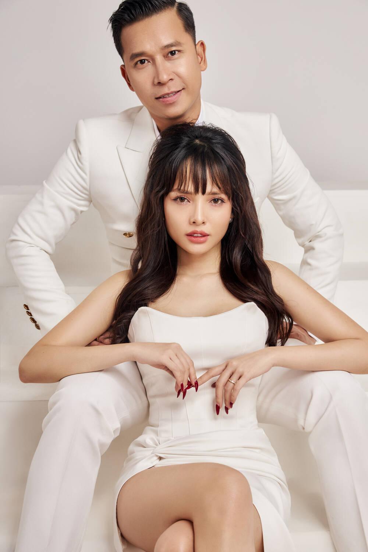 Bà xã Lê Hoàng (The Men) tiết lộ từng bị chồng đạp thẳng vào bụng khi báo tin có bầu Ảnh 4