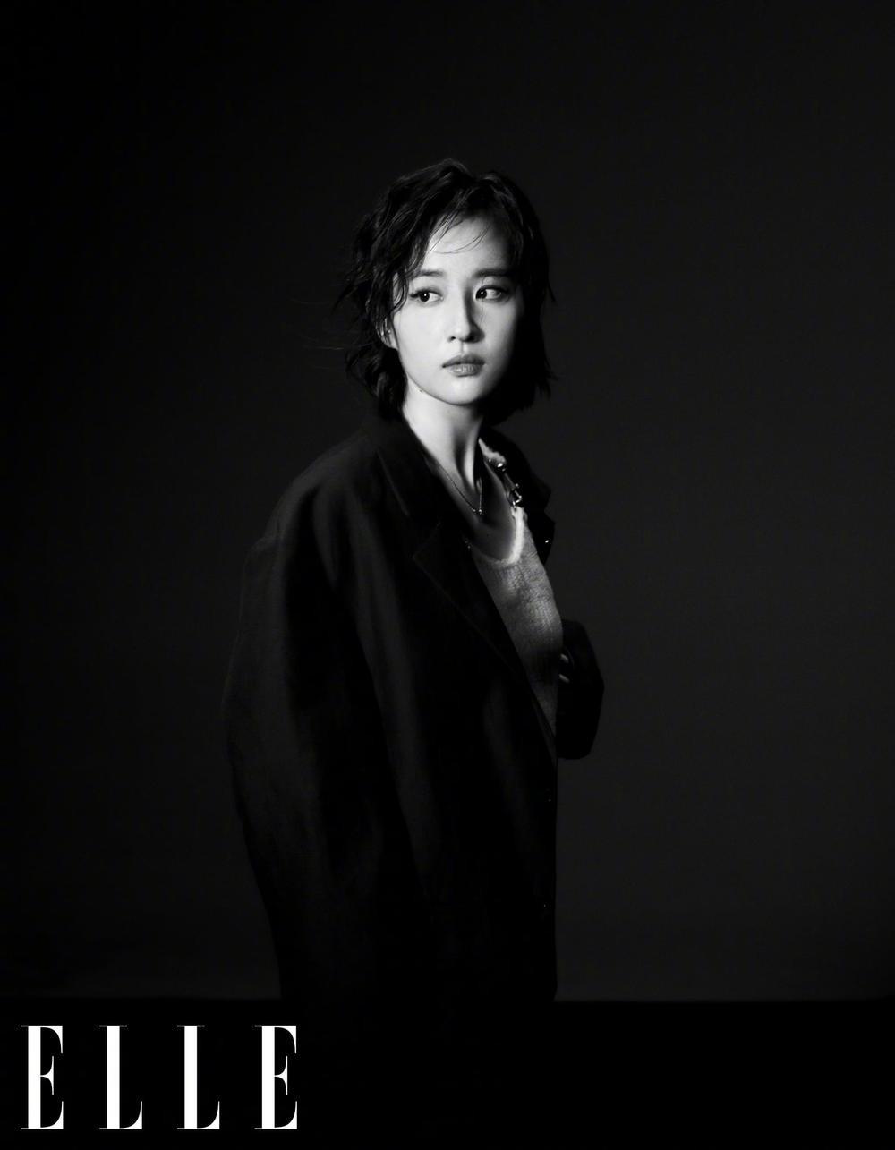 Lưu Diệc Phi lột xác hoàn toàn với visual như nữ idol Kpop trên bìa tạp chí Ảnh 5