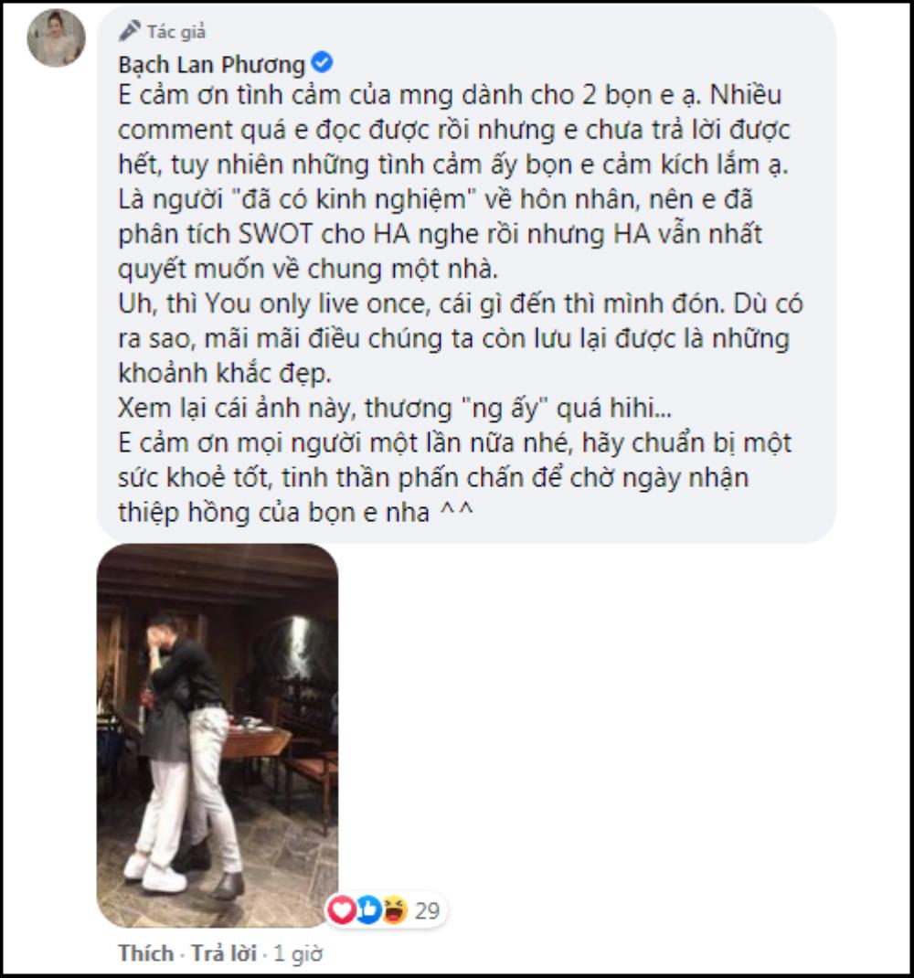 Bạn gái tâm sự Huỳnh Anh một mực muốn cưới mặc dù đã phân tích rất kĩ Ảnh 2