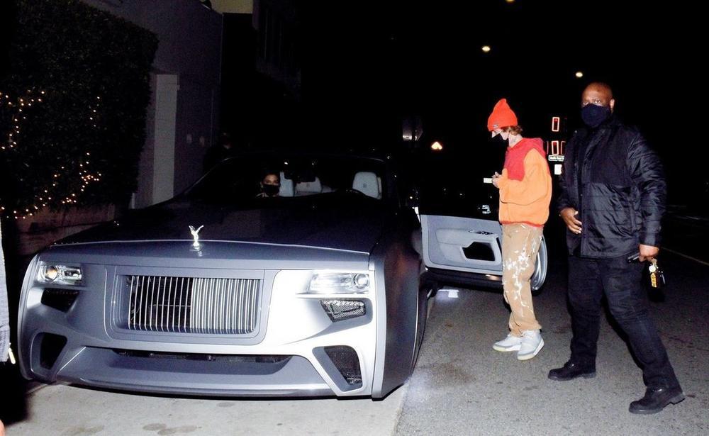 Siêu xe Rolls-Royce độc lạ, giá hàng chục tỷ của Justin Bieber Ảnh 5