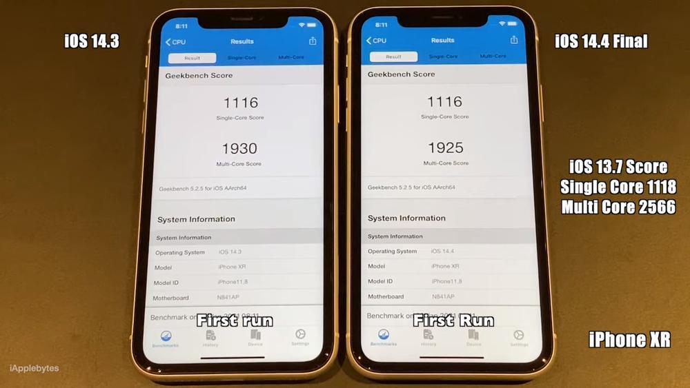So sánh hiệu năng giữa iOS 14.4 và iOS 14.3: Người dùng iPhone có nên nâng cấp? Ảnh 5