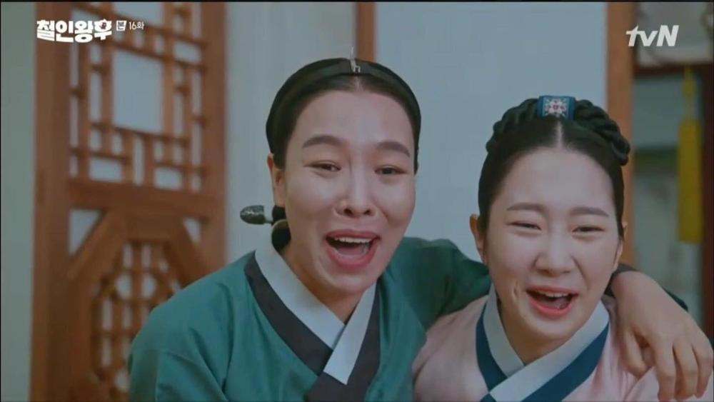'Mr. Queen': Shin Hye Sun có bầu Kim Jung Hyun mừng muốn khóc, rồi ai là bố đẻ ai là bố ruột Ảnh 4
