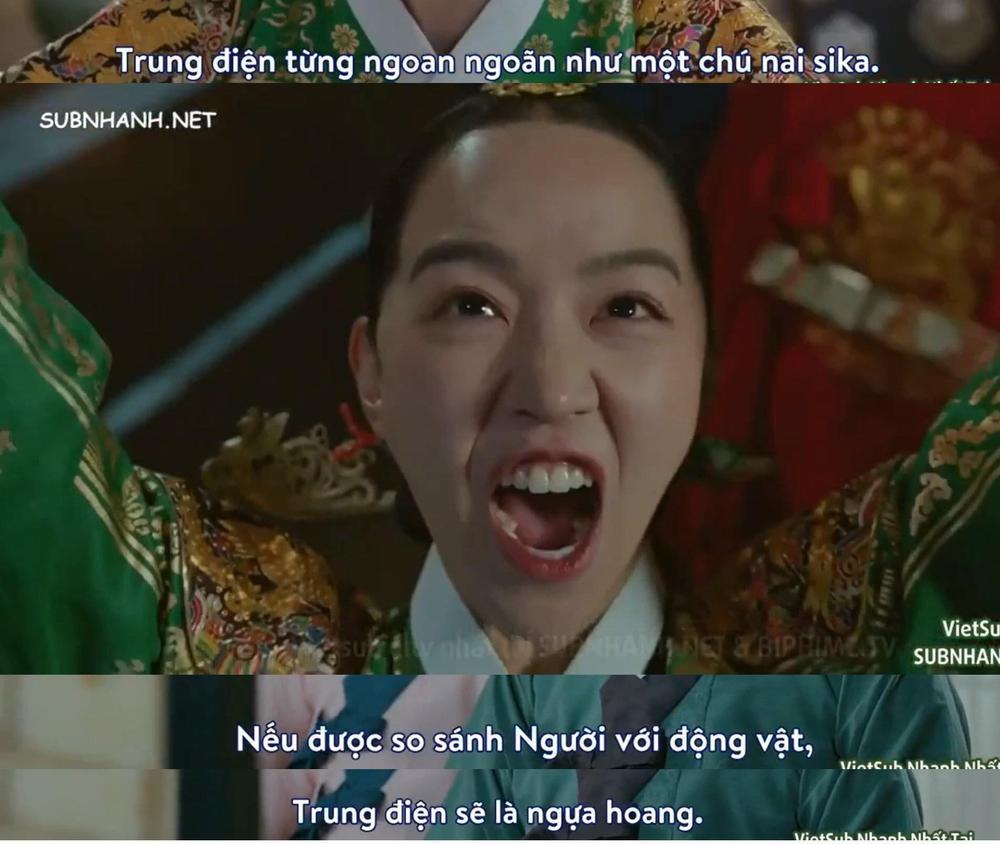'Mr. Queen': Shin Hye Sun có bầu Kim Jung Hyun mừng muốn khóc, rồi ai là bố đẻ ai là bố ruột Ảnh 5