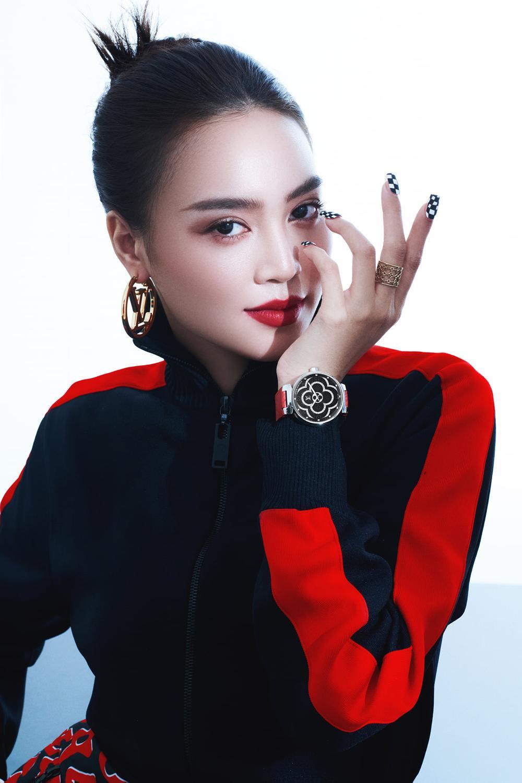 Ninh Dương Lan Ngọc chia sẻ về danh xưng 'ngọc nữ': 'Tôi không chuẩn mực đến nền nã như vậy' Ảnh 3