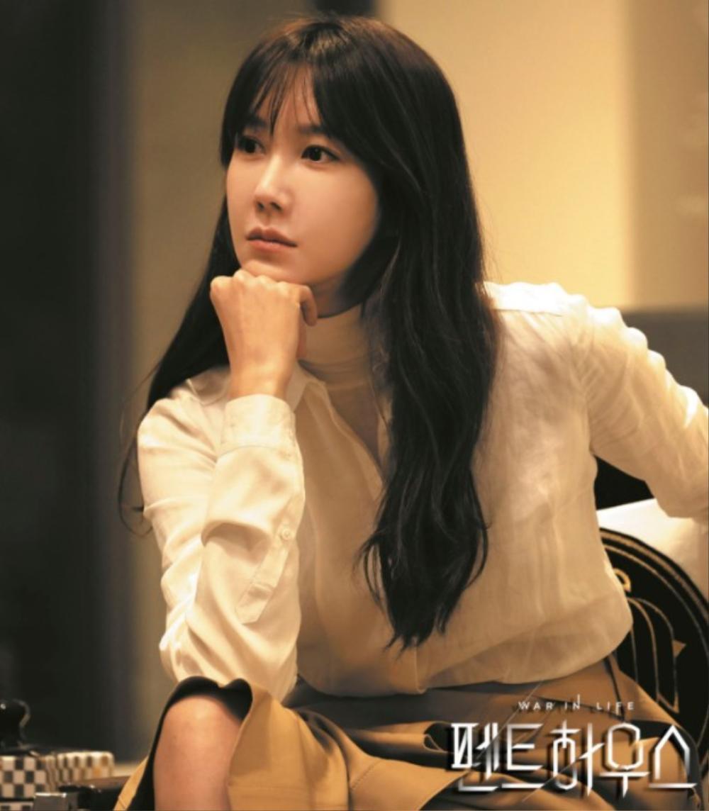 Buổi đọc kịch bản 'Penthouse 2' thiếu bà cả Lee Ji Ah, cơ hội sống lại mong manh? Ảnh 4