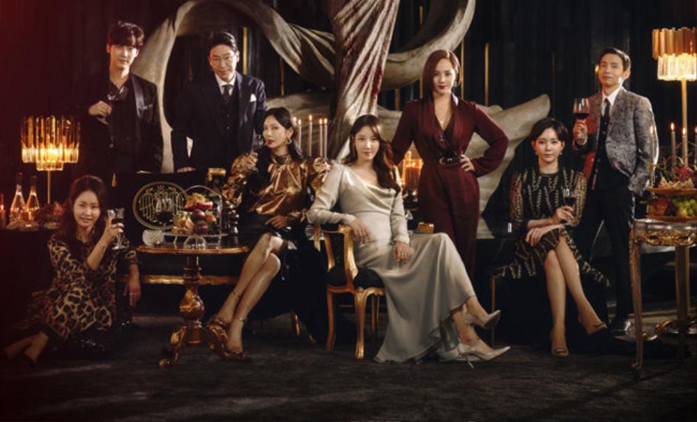 Buổi đọc kịch bản 'Penthouse 2' thiếu bà cả Lee Ji Ah, cơ hội sống lại mong manh? Ảnh 6