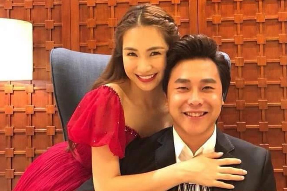 Bạn trai Hòa Minzy khiến dân tình hoang mang khi gọi Lynk Lee là 'em yêu' Ảnh 4