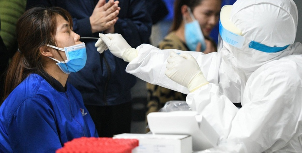 37 công nhân ở Chí Linh có kết quả dương tính với SARS-CoV-2 khi xét nghiệm lần 2 Ảnh 1