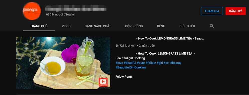 Quá khứ đầy tai tiếng của cô nàng YouTuber 'thả rông' vòng 1 dạy nấu ăn Ảnh 3