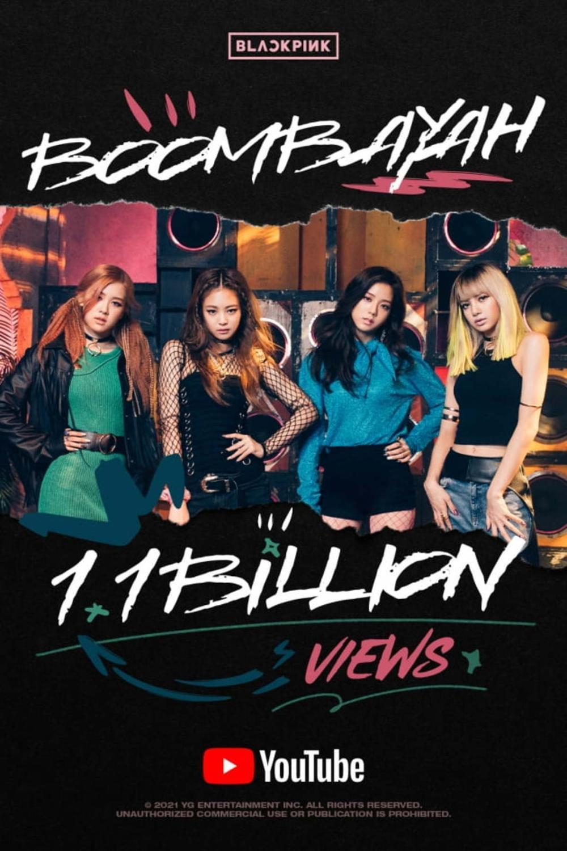 MV 'Boombayah' của BlackPink cán mốc 1,1 tỷ lượt xem Ảnh 1