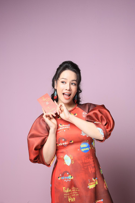 Nhật Kim Anh hóa thành nữ thần mùa Xuân xiêm y lộng lẫy trong MV mới Ảnh 4