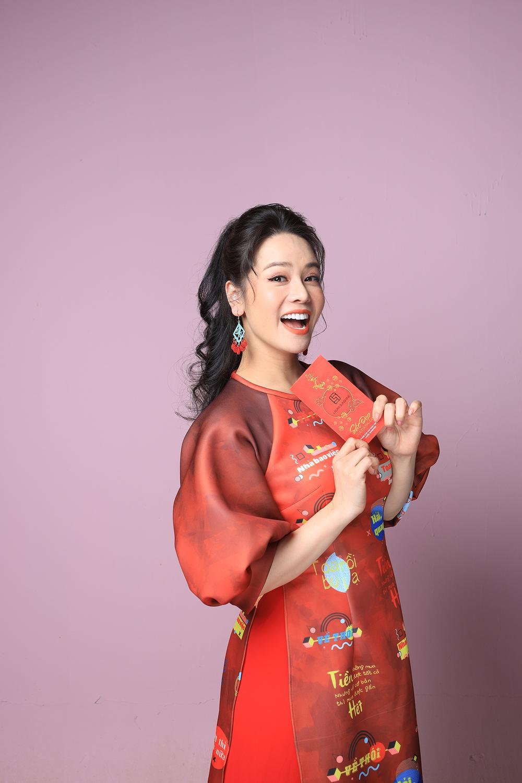 Nhật Kim Anh hóa thành nữ thần mùa Xuân xiêm y lộng lẫy trong MV mới Ảnh 5