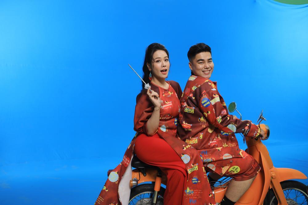 Nhật Kim Anh hóa thành nữ thần mùa Xuân xiêm y lộng lẫy trong MV mới Ảnh 7