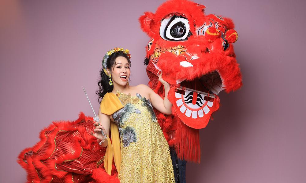 Nhật Kim Anh hóa thành nữ thần mùa Xuân xiêm y lộng lẫy trong MV mới Ảnh 11