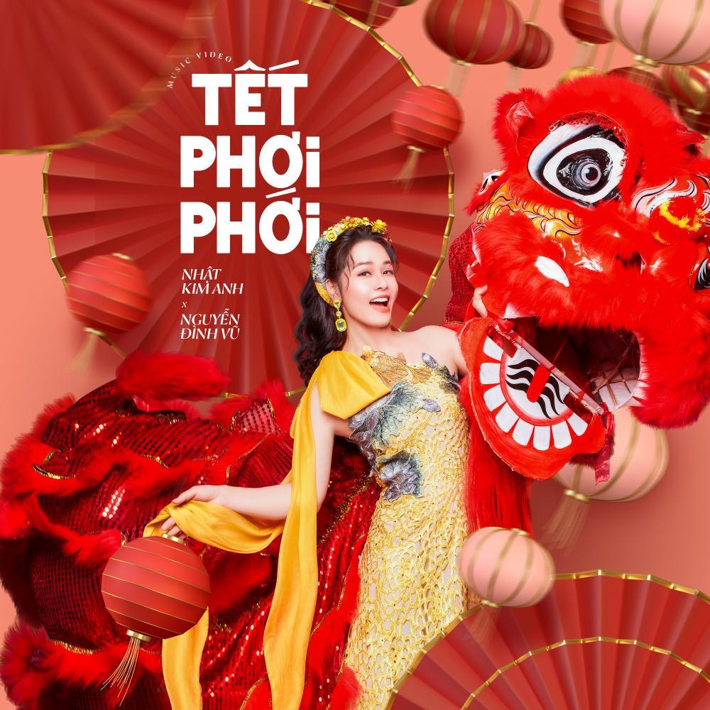 Nhật Kim Anh hóa thành nữ thần mùa Xuân xiêm y lộng lẫy trong MV mới Ảnh 13