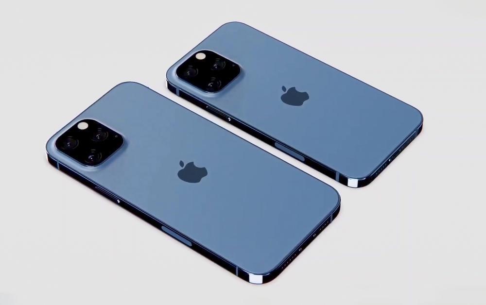 Đây có thể là thiết kế của iPhone 13: Camera bóng bẩy, không còn lồi Ảnh 3
