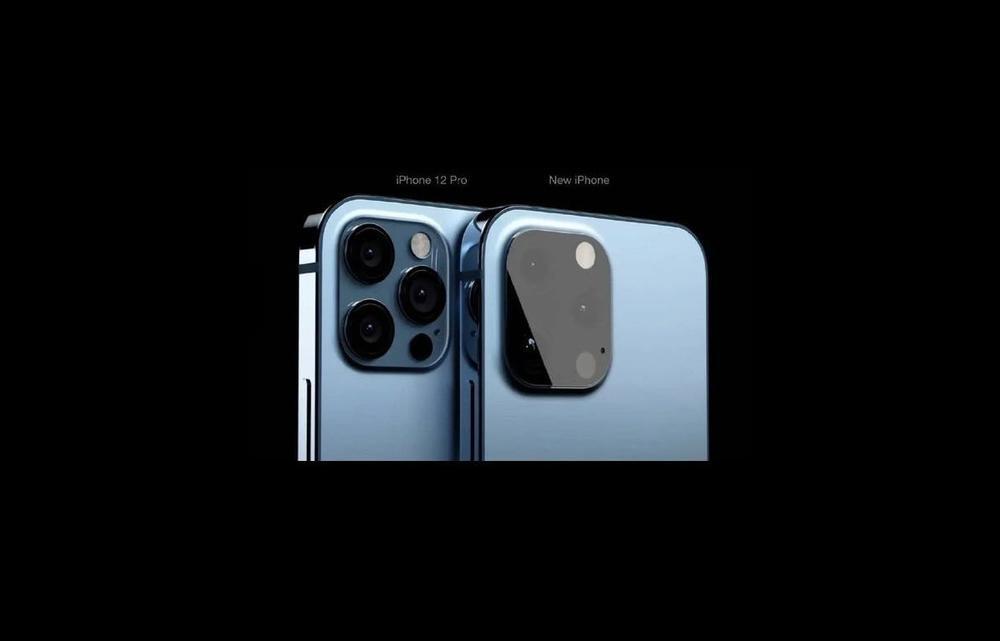 Đây có thể là thiết kế của iPhone 13: Camera bóng bẩy, không còn lồi Ảnh 1