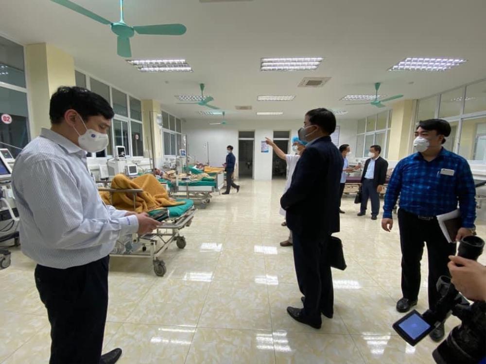 Bệnh viện Bạch Mai khẩn cấp hỗ trợ tỉnh Điện Biên chống dịch COVID-19 Ảnh 7