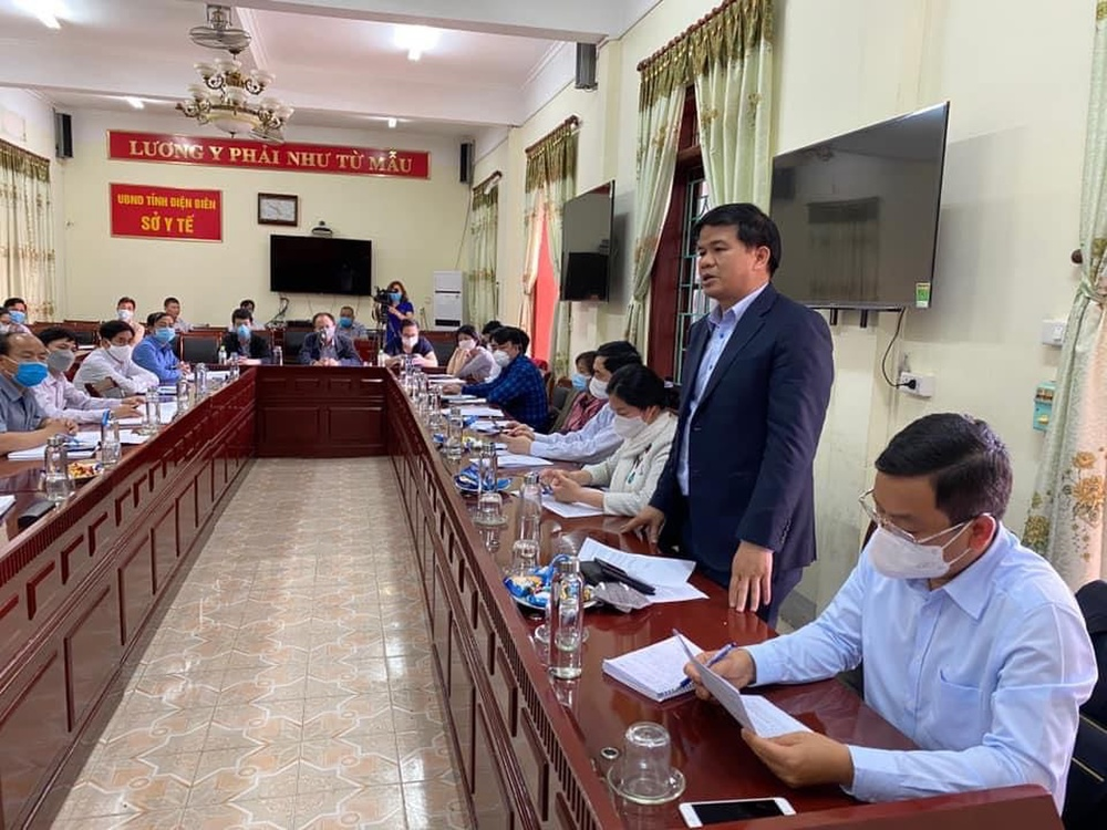 Bệnh viện Bạch Mai khẩn cấp hỗ trợ tỉnh Điện Biên chống dịch COVID-19 Ảnh 2