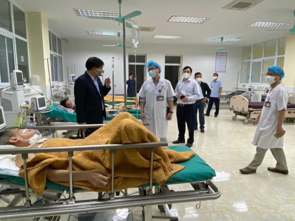Bệnh viện Bạch Mai khẩn cấp hỗ trợ tỉnh Điện Biên chống dịch COVID-19 Ảnh 4