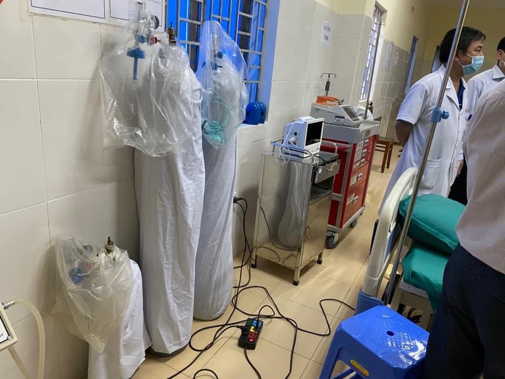 Bệnh viện Bạch Mai khẩn cấp hỗ trợ tỉnh Điện Biên chống dịch COVID-19 Ảnh 6