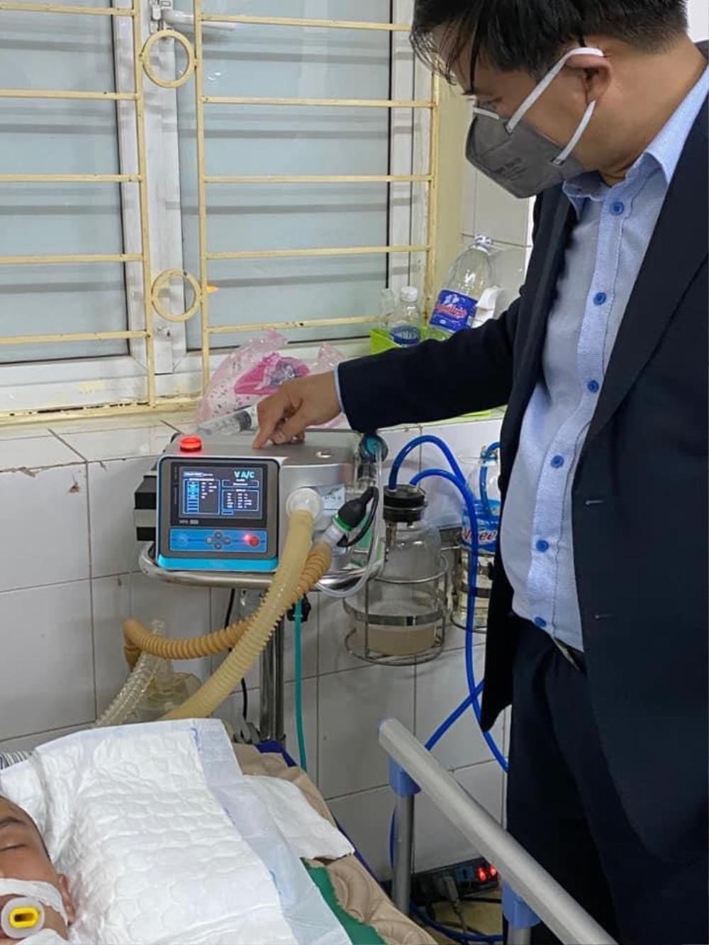 Bệnh viện Bạch Mai khẩn cấp hỗ trợ tỉnh Điện Biên chống dịch COVID-19 Ảnh 1
