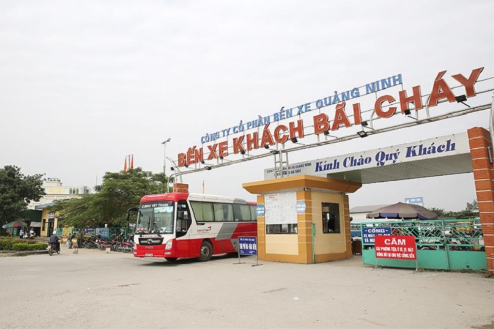 Quảng Ninh cho phép xe khách hoạt động trở lại từ 12h ngày 6/2 Ảnh 1