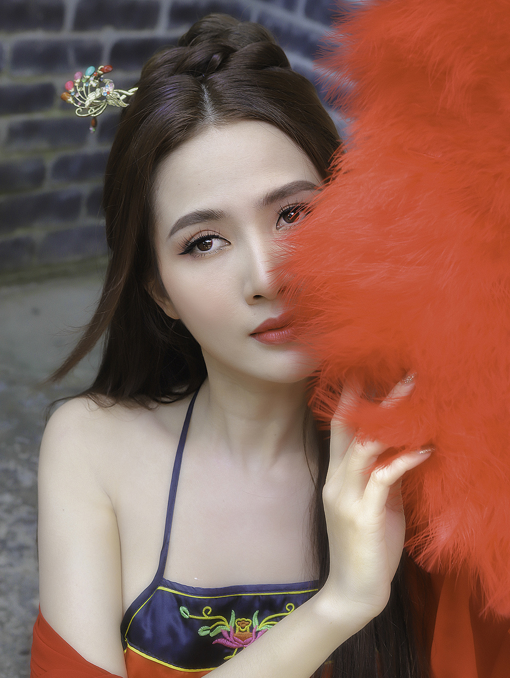 Phan Thị Mơ hóa tiên nữ, hững hờ thềm ngực quyến rũ mê hồn Ảnh 7