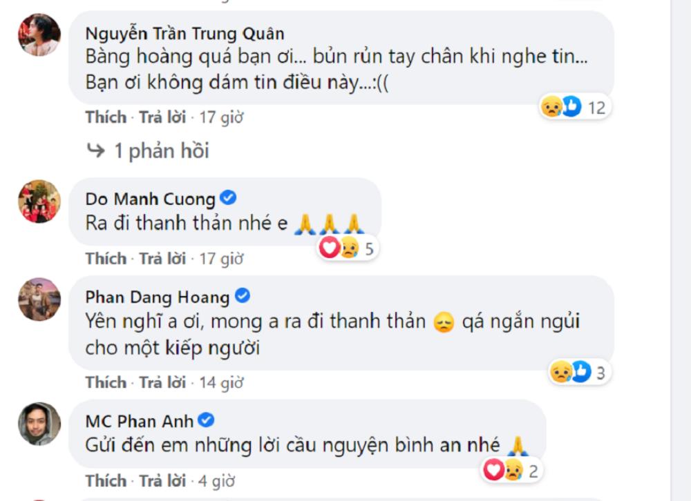 Sao Việt tiếc thương trước sự ra đi đột ngột của nghệ sĩ múa Mai Trung Hiếu ở tuổi 29 Ảnh 4