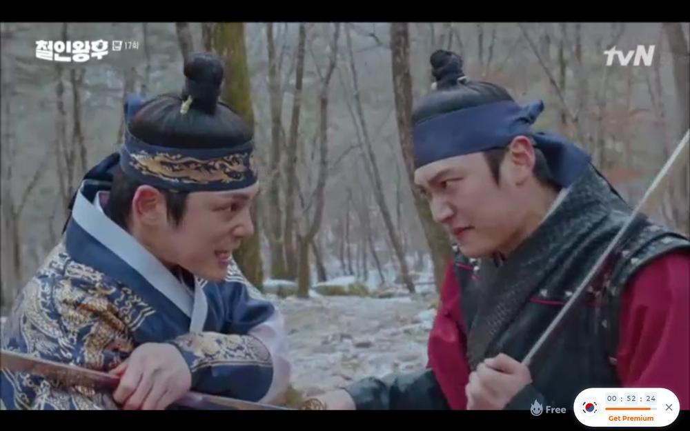 Preview 'Mr. Queen' tập 18: Kim Jung Hyun rơi vực chết, Shin Hye Sun để tang chồng trong đau đớn? Ảnh 3