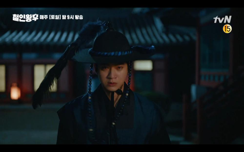 Preview 'Mr. Queen' tập 18: Kim Jung Hyun rơi vực chết, Shin Hye Sun để tang chồng trong đau đớn? Ảnh 14