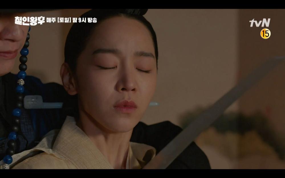 Preview 'Mr. Queen' tập 18: Kim Jung Hyun rơi vực chết, Shin Hye Sun để tang chồng trong đau đớn? Ảnh 19