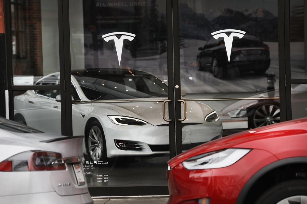 Tesla thu hồi hàng chục nghìn xe điện ở Trung Quốc vì lỗi màn hình cảm ứng Ảnh 3
