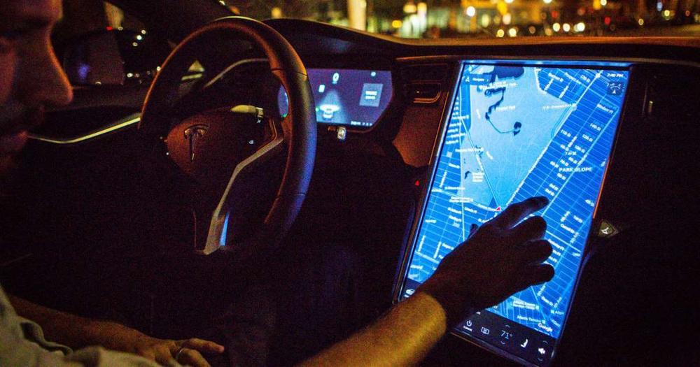 Tesla thu hồi hàng chục nghìn xe điện ở Trung Quốc vì lỗi màn hình cảm ứng Ảnh 1