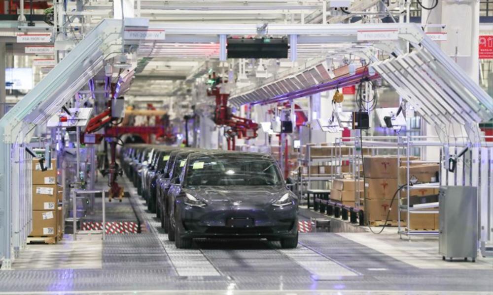 Tesla thu hồi hàng chục nghìn xe điện ở Trung Quốc vì lỗi màn hình cảm ứng Ảnh 2