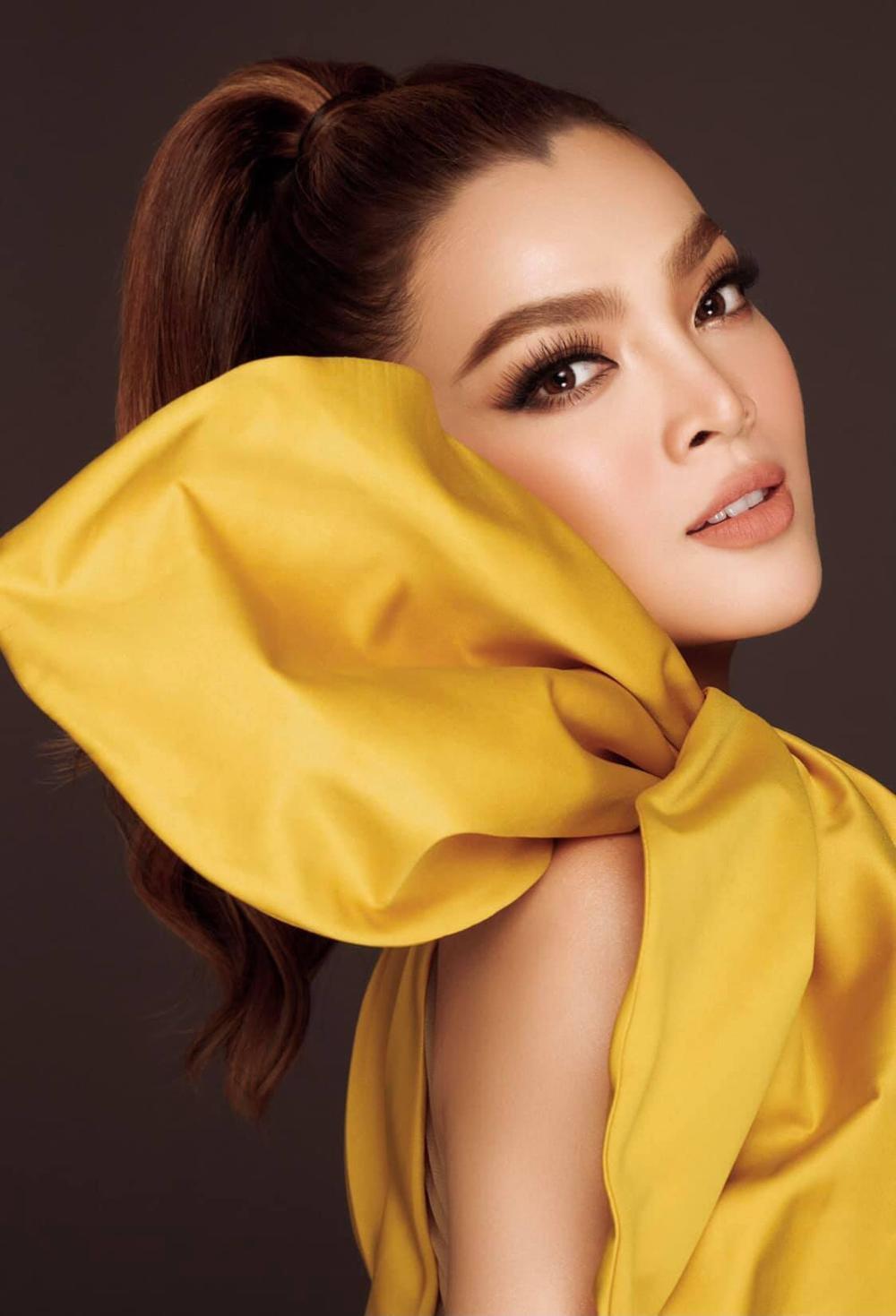 12 thí sinh đầu tiên dự thi Miss International Queen 2021: Trân Đài 'kèn cựa' mỹ nhân Thái Lan Ảnh 4