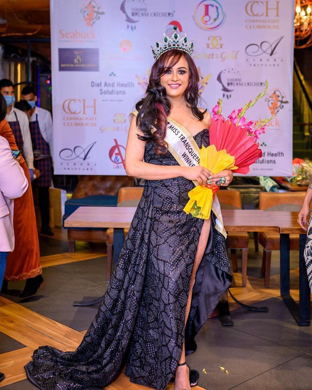 12 thí sinh đầu tiên dự thi Miss International Queen 2021: Trân Đài 'kèn cựa' mỹ nhân Thái Lan Ảnh 37
