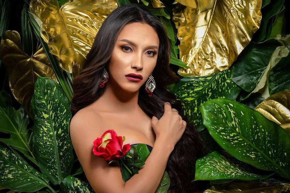 12 thí sinh đầu tiên dự thi Miss International Queen 2021: Trân Đài 'kèn cựa' mỹ nhân Thái Lan Ảnh 43