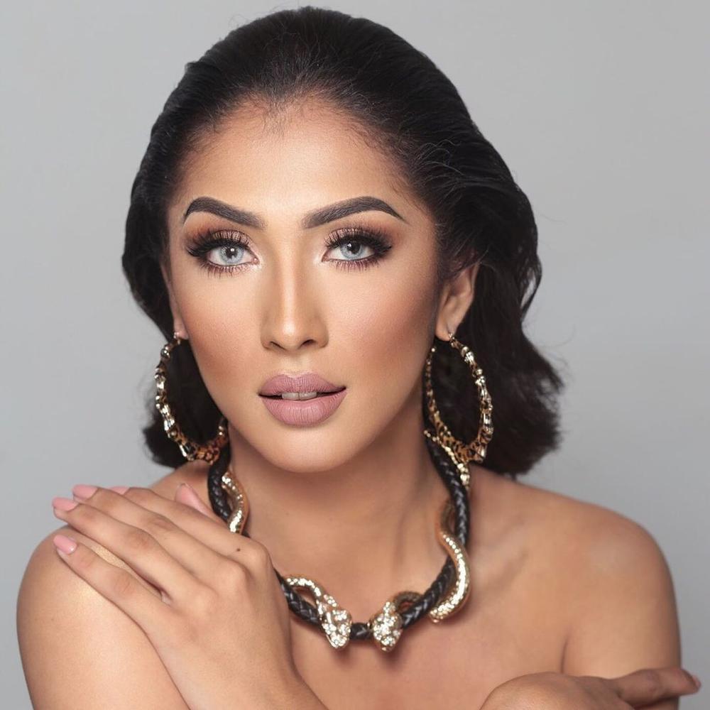 12 thí sinh đầu tiên dự thi Miss International Queen 2021: Trân Đài 'kèn cựa' mỹ nhân Thái Lan Ảnh 26