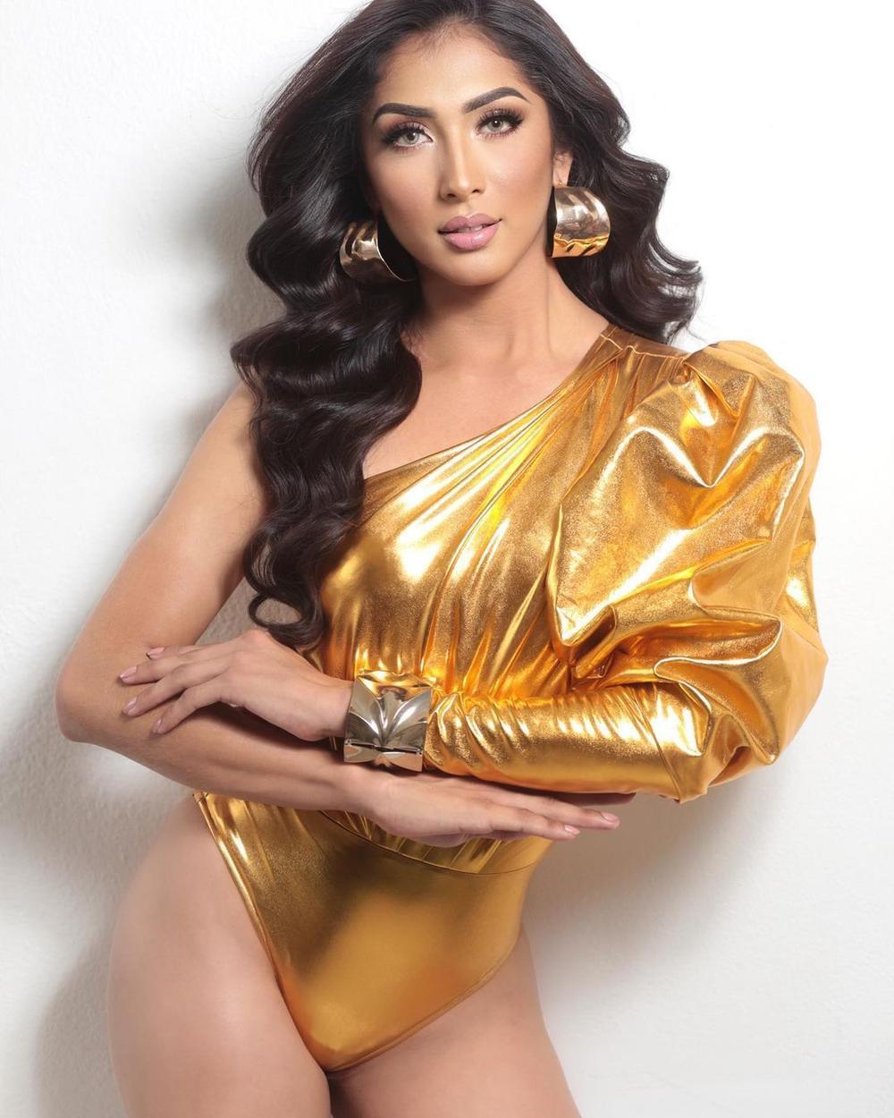12 thí sinh đầu tiên dự thi Miss International Queen 2021: Trân Đài 'kèn cựa' mỹ nhân Thái Lan Ảnh 27