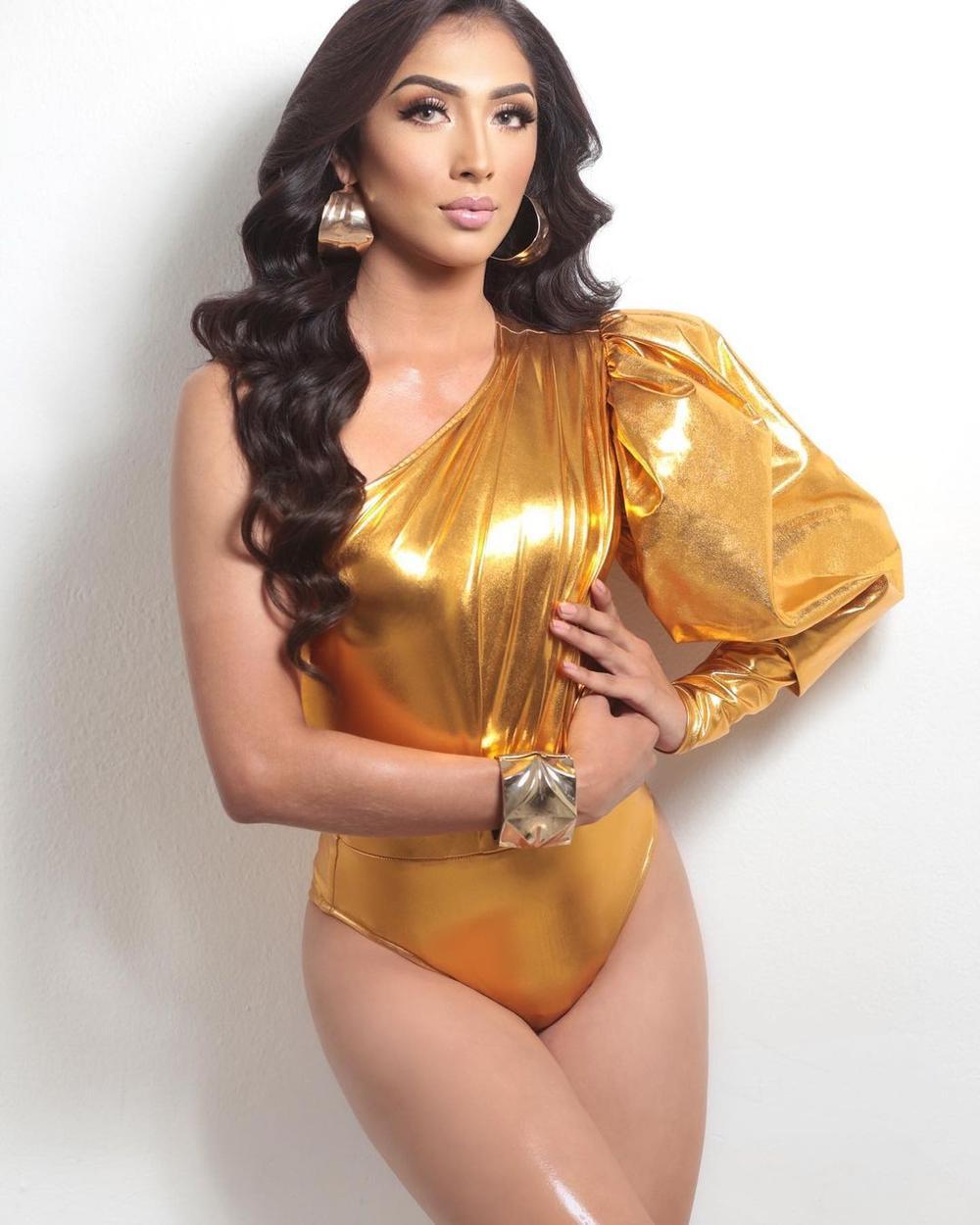 12 thí sinh đầu tiên dự thi Miss International Queen 2021: Trân Đài 'kèn cựa' mỹ nhân Thái Lan Ảnh 28