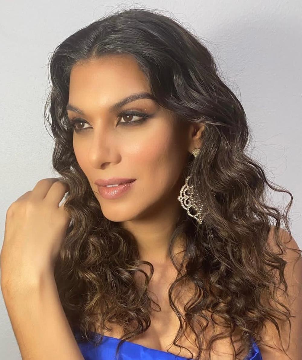 12 thí sinh đầu tiên dự thi Miss International Queen 2021: Trân Đài 'kèn cựa' mỹ nhân Thái Lan Ảnh 19