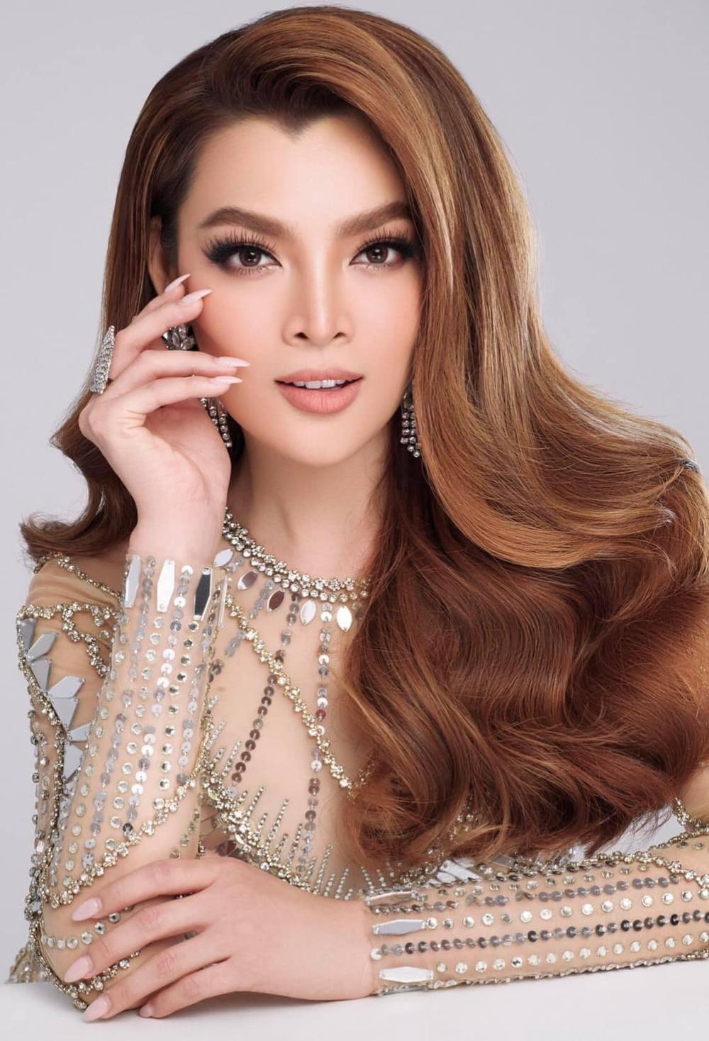 12 thí sinh đầu tiên dự thi Miss International Queen 2021: Trân Đài 'kèn cựa' mỹ nhân Thái Lan Ảnh 2