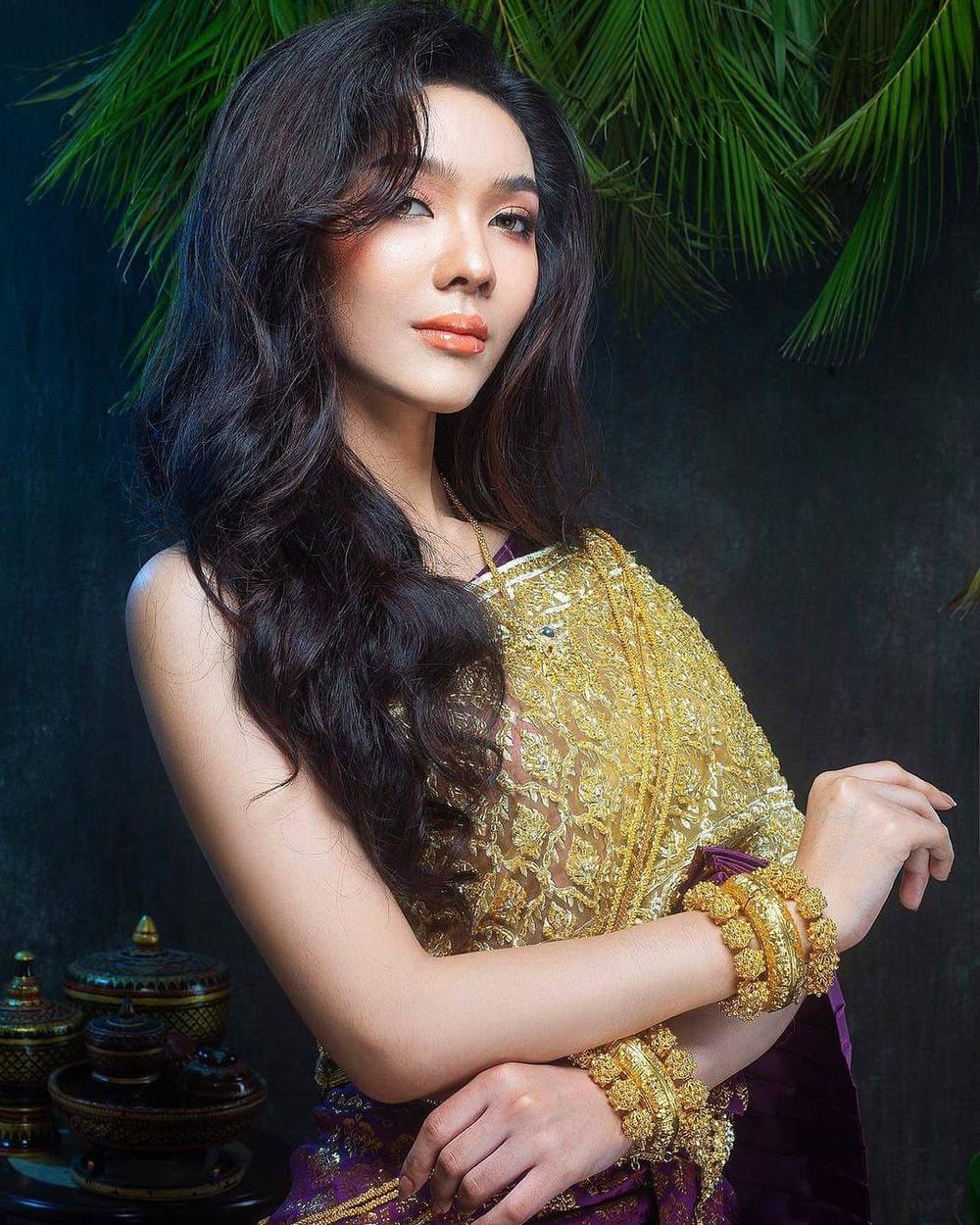 12 thí sinh đầu tiên dự thi Miss International Queen 2021: Trân Đài 'kèn cựa' mỹ nhân Thái Lan Ảnh 35