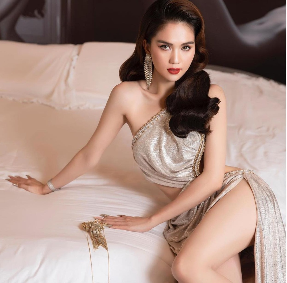 Ngọc Trinh 'đẹp điên đảo' trong bộ ảnh thời trang, tuyên bố slogan sống của bản thân Ảnh 4
